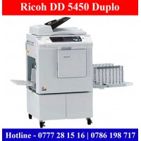 Ricoh DD5450 Duplo Machine Price in Sri Lanka