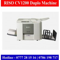 RISO CV1200 Duplo Machines Sri Lanka | RISO Duplo Machines suppliers