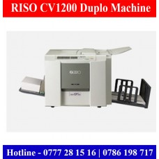 RISO CV1200 Duplo Machines Sri Lanka | RISO Duplo Machines suppliers