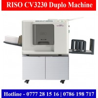 RISO CV3230 Duplo Machines sale Sri Lanka | Duplo machine suppliers Sri Lanka