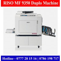 RISO MF9350 two colour A3 Duplo Machines Colombo Sri Lanka