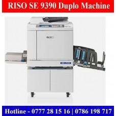 RISO SE9390 A3 Duplo Machines Sale Colombo, Gampaha in Sri Lanka