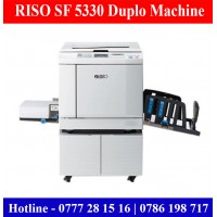 RISO SF5330 A3 Duplo Machines sale Sri Lanka | Duplo Machines dealers Sri Lanka