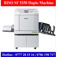 RISO SF 5350 A3 Duplo Machines sale Colombo, Sri Lanka | Duplo Deaelers
