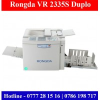 Rongda VR 2335S Duplo Machines sale Price in Sri Lanka